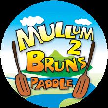 Mullum 2 Bruns Paddle Logo